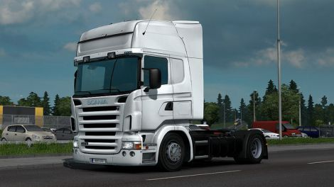 Scania R & Streamline Modifications