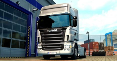 Scania RJL improvements