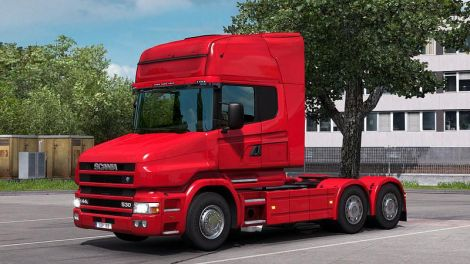 Scania T4 Series Addon for Scania T RJL