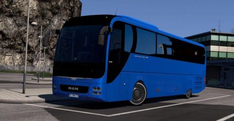 MAN Lion's Coach E6