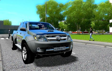 Toyota Hilux 3.0 D 4WD