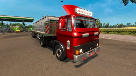 Ford Cargo D1210