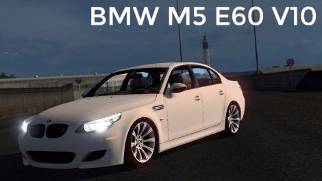 BMW 5 Series Pack (M5 & 520d)