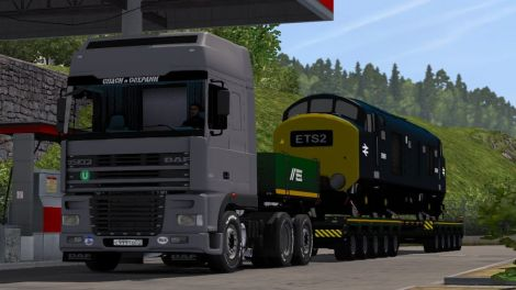 DAF XF 95 Reworked