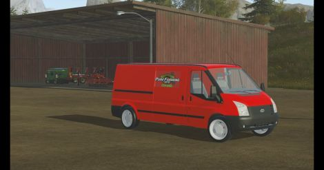 Ford Transit Box