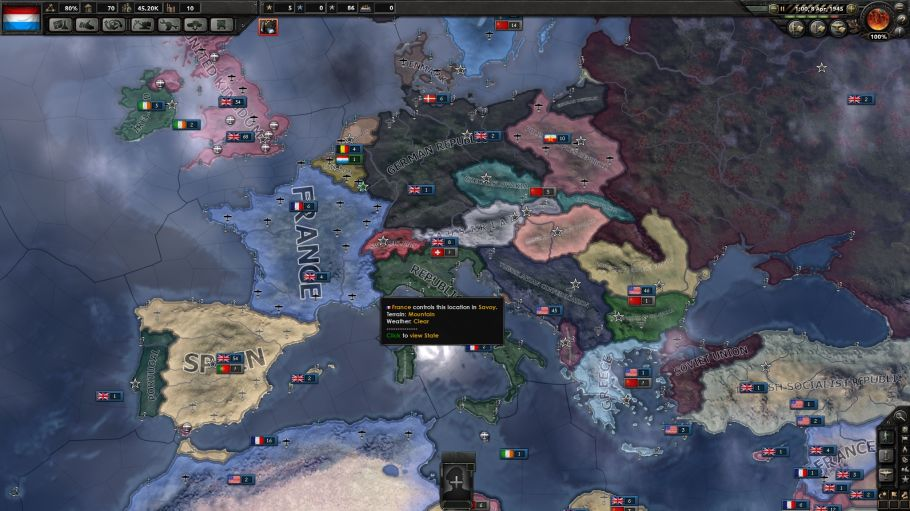Hoi4 Peace Conference