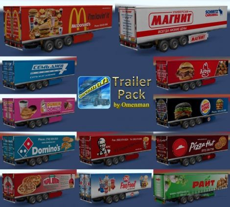 Trailer Pack by Omenman