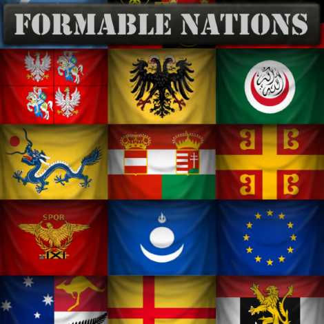 Formable Nations