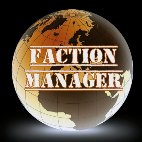 Faction Manager