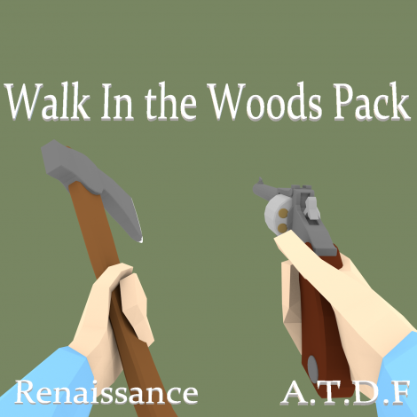Walk in the Woods Pack (A.T.D.F)