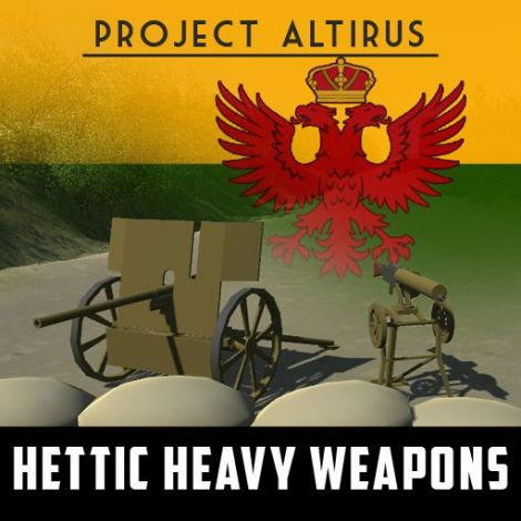 Project Altirus - Hettic Turrets