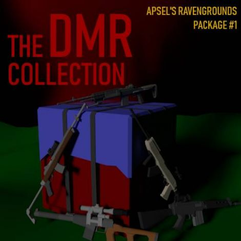 Ravengrounds DMR package