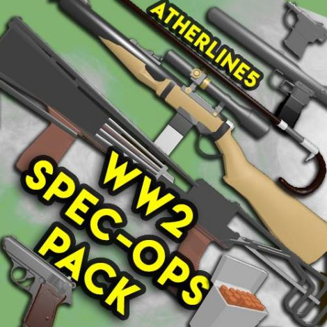 [SPEC OPS] WW2 Pack