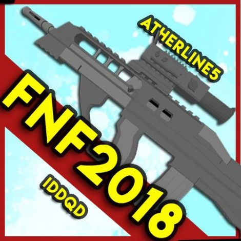 FNF2018 Assult rifle