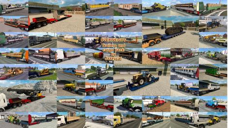 Overweight Trailers and Cargo Pack