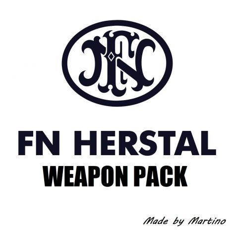 FN Weapon Pack [Remastered]