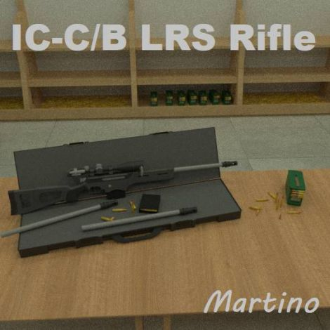 LRS IC-C/B LRS Sniper [Thermal & Night vision]