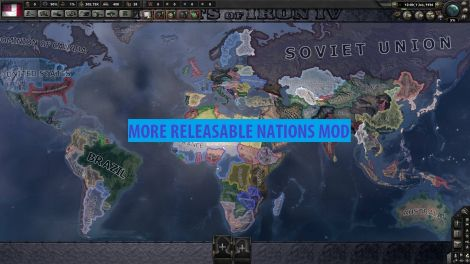 More Releasable Nations