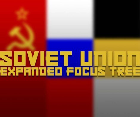 Soviet Union Expanded Focus Tree