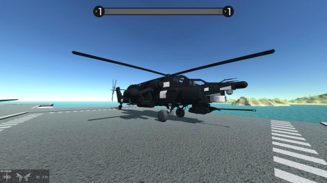 Mi-28 Havoc Attack Helicopter