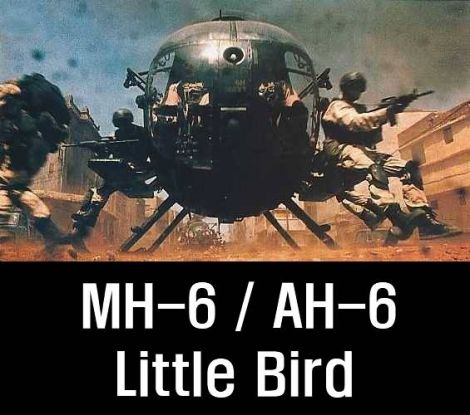 AH-6 / MH-6 Little Bird (SPECOPS)