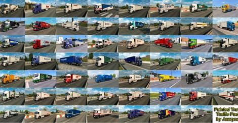 Фикс для Painted Truck Traffic Pack