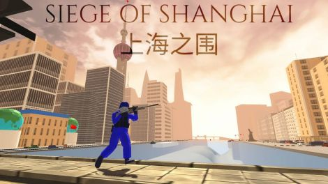 Siege Of Shanghai