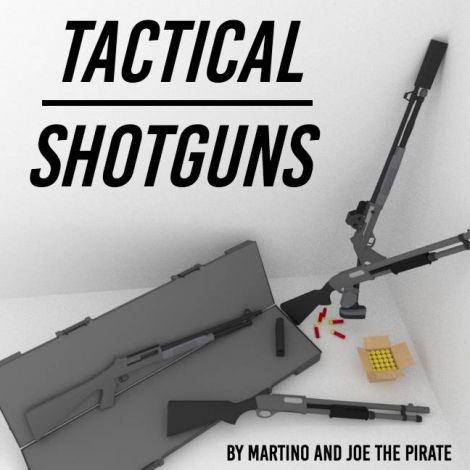 Tactical Shotguns