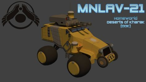 [Homeworld: DoK]: MNLAV-21