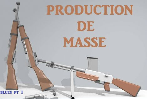 Production De Masse pack - Blues pt 1
