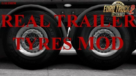 Real Trailer Tyres Mod