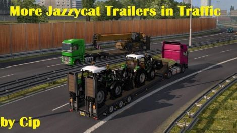Jazzycat Trailers Pack Traffic Addon