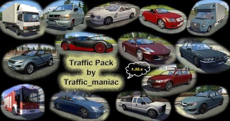Traffic Pack by Traffic Maniac