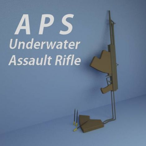 APS Underwater Rifle