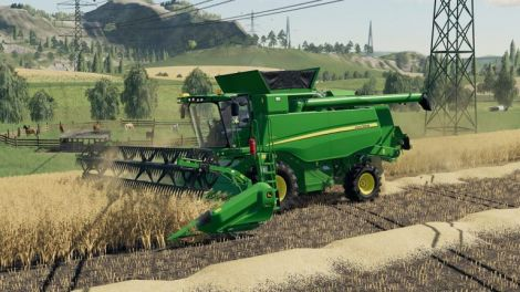 Новые культуры и сорняки в Farming Simulator 2019
