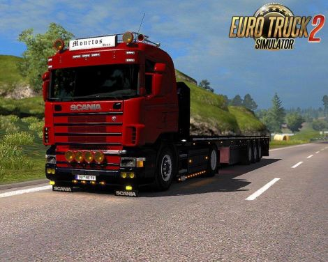 Accessories Pack for Scania RJL's