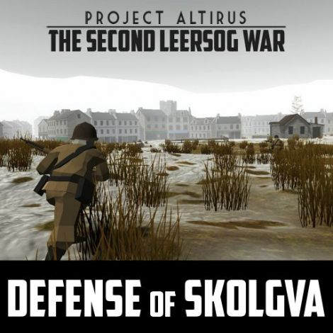 (PA - 2LW) Nightmare at Skolgva: Addendum (Defense of Skolgva)