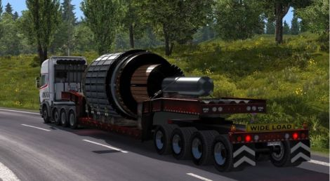Фикс для Chris45 Trailers Pack 9.10