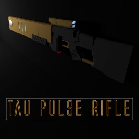 Tau Pulse Rifle