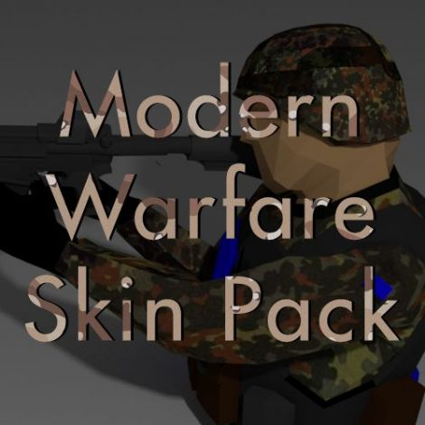 Modern Warfare Skin Pack