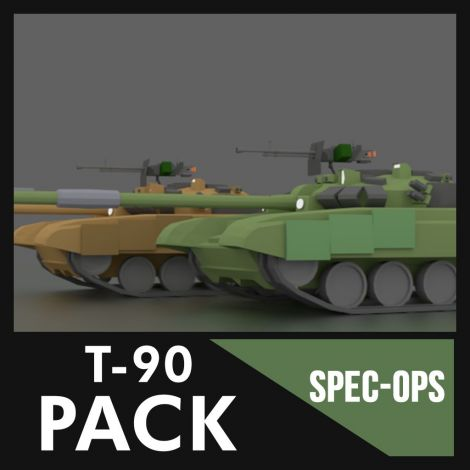T-90 Pack (Spec Ops Project)