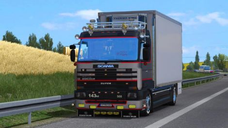 SCANIA 113 FIX and MIX