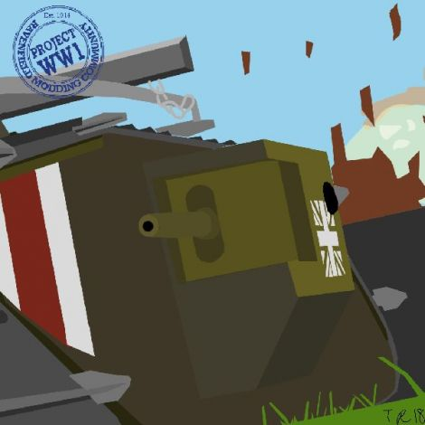 Project WW1 Master Vehicle Pack