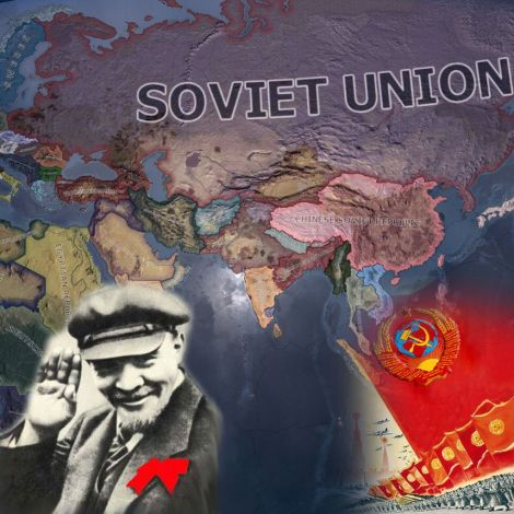Kaiserreich: Improved Soviets Mod + Bug fixes