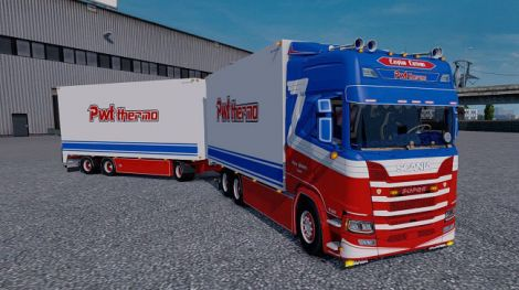Scania PWT R650