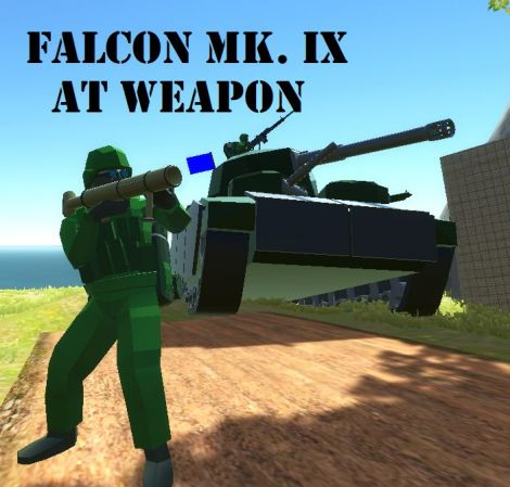 Falcon Mk. IX AT Weapon