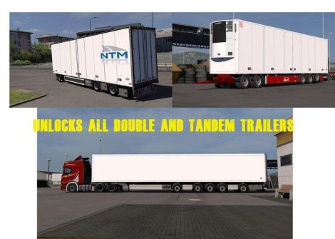 Unlocks all Trailers in all Countries (NTM, EKERI, VAK and SCS)