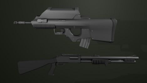 Modern pack (Test version) - Some more attachments