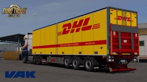 VAK Trailers by Kast