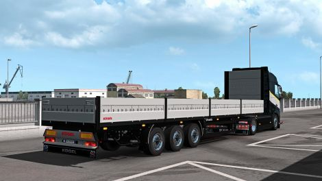 Trailer Kogel Pack